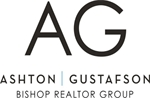 Logo For Ashton Gustafson  Real Estate